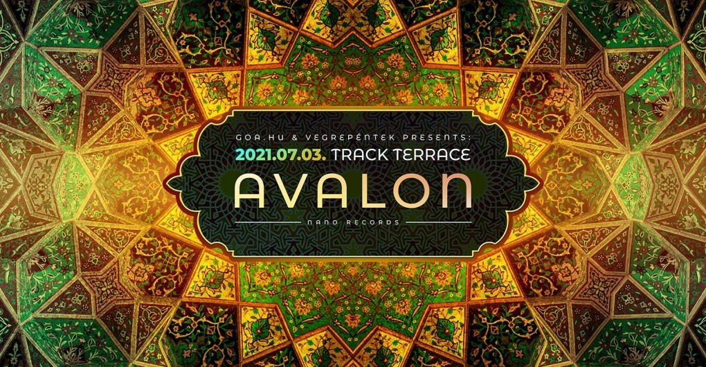 Back on Track with Avalon // Track Terrace // 07.31.