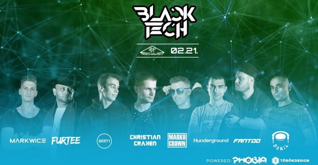 BlackTech: 1st Birthday