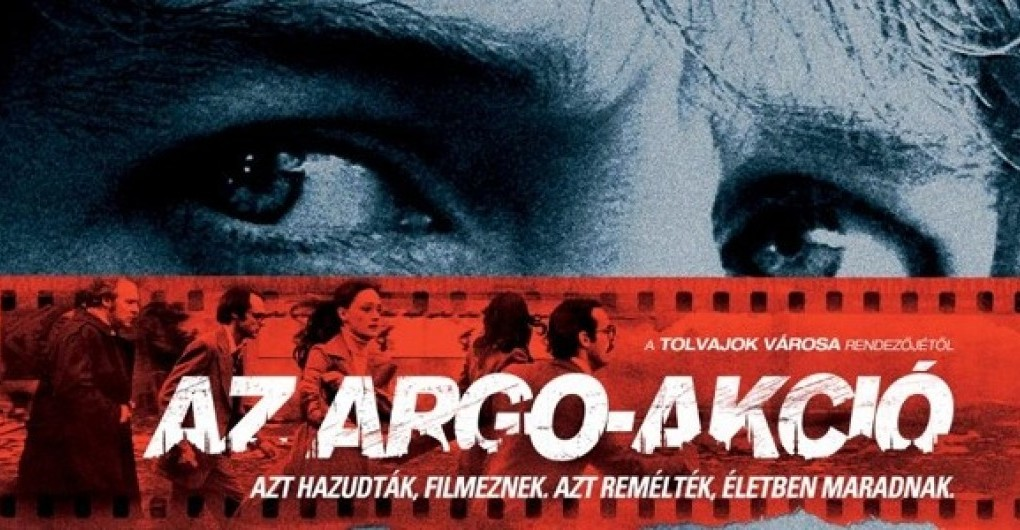 Budapest Rooftop Cinema: Az Argo-akció / Argo