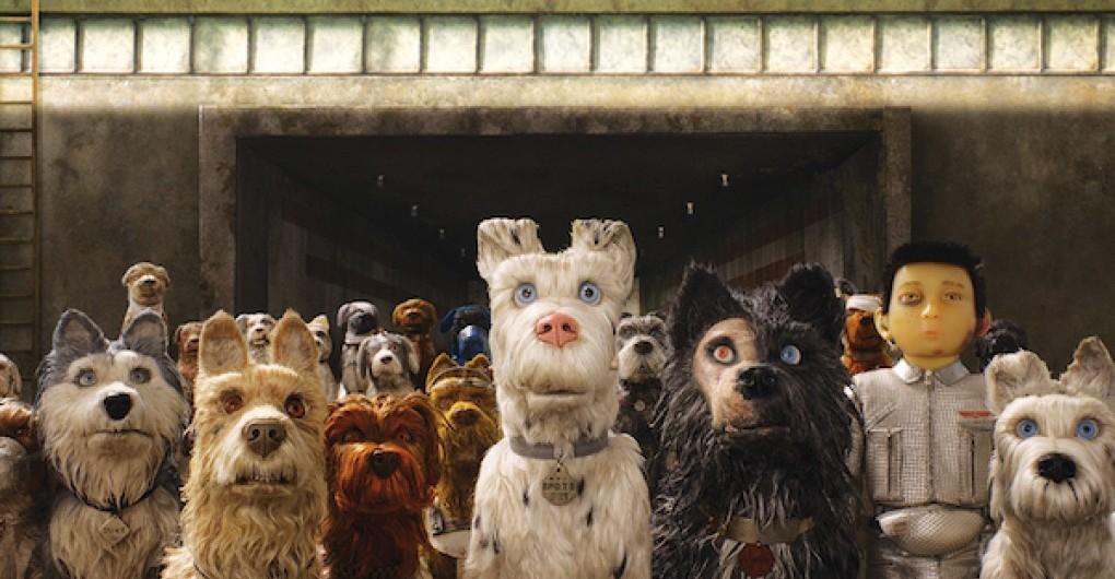 Budapest Rooftop Cinema bemutatja: The Isle of Dogs / Kutyák Szigete