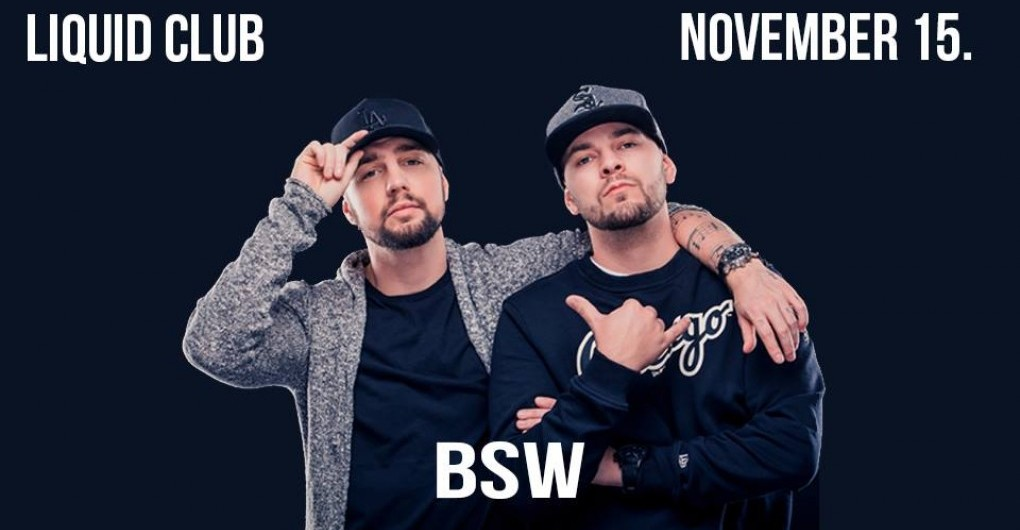 BSW ✘ Liquid Club, Baja // 11.15.