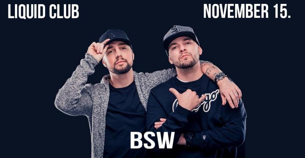BSW ✘ Liquid Club, Baja // 11.15.