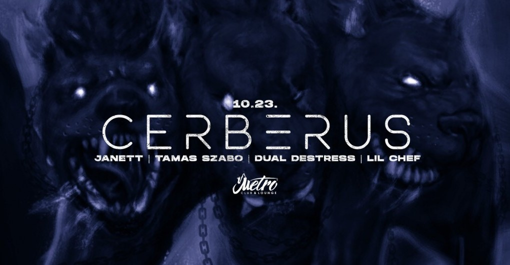 Cerberus ◢◤ Opening the gates of Hell // 10.23.