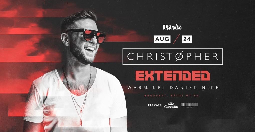 Christopher Extended // 2019-08-24 // Brandus
