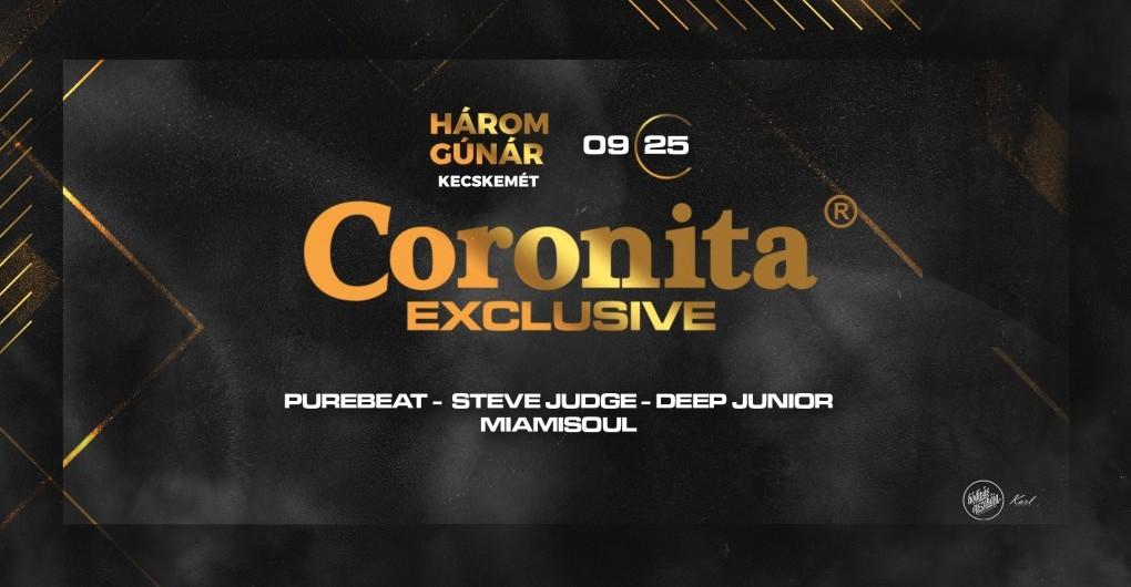 Coronita Exclusive - Kecskemét ► 2021/09/25 ❘ @Három Gúnár