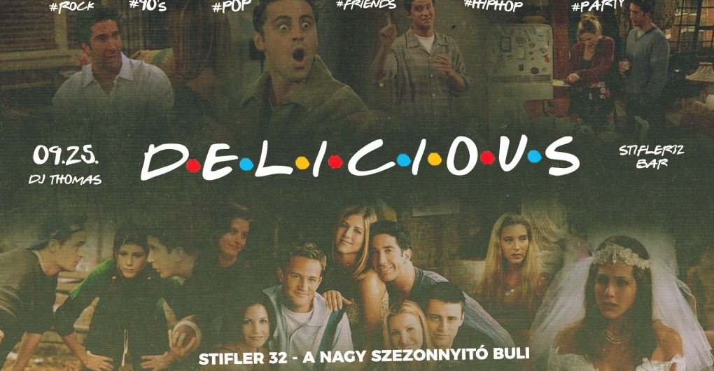 Delicious - Best of 90's // 09.25.