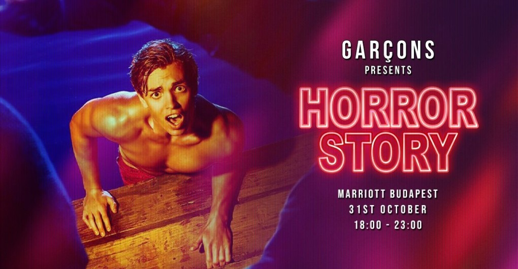 Garçons - Horror Story // Marriott Hotel // 10.31.