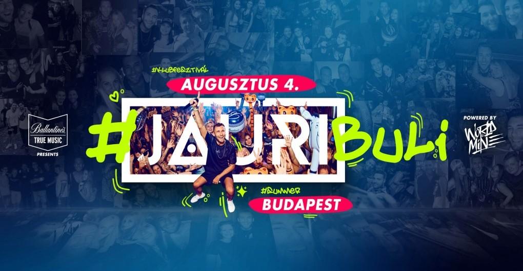 JAURI BULI ★ Budapest - augusztus 4.