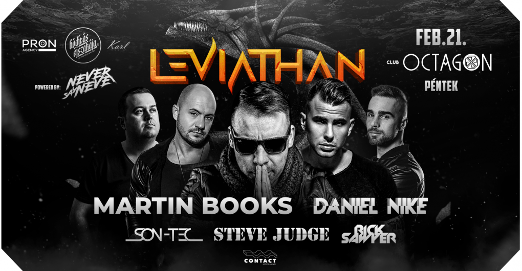 Leviathan 02.21. - Octagon