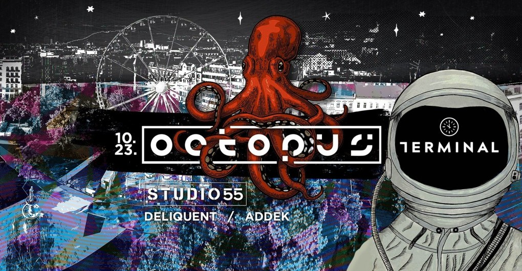 ■ Octopus - Terminál / 10.23. ■