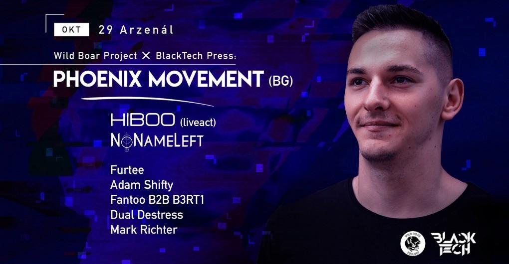 Phoenix Movement (BG) ➤ 10.29. ✘ Arzenál Club