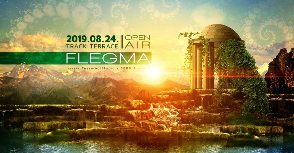 Progsession Open air w/ Flegma live // 08.24.