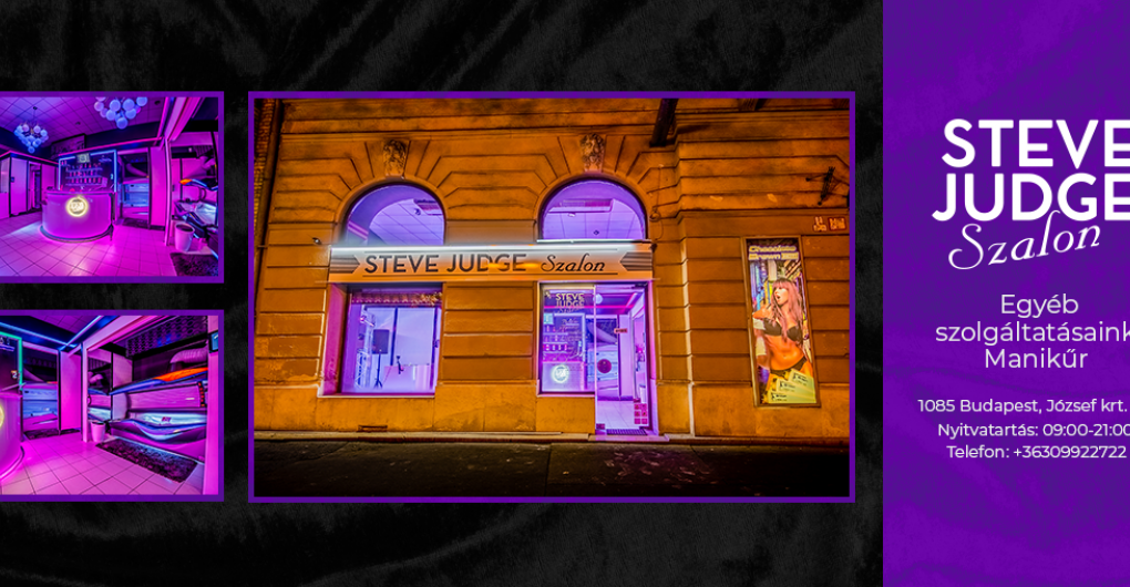 Steve Judge Szalon - OneTicket