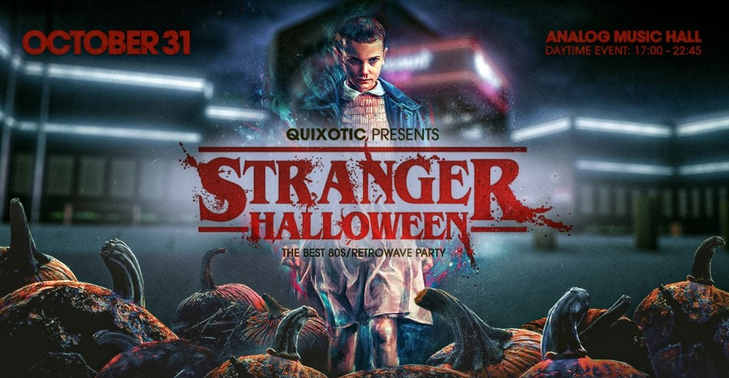 Stranger Synths: Halloween - Analog Music Hall // 10.31.