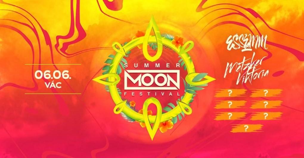 SUMMER MOON FESTIVAL 2020 ✪ VÁC, JÚNIUS 6.