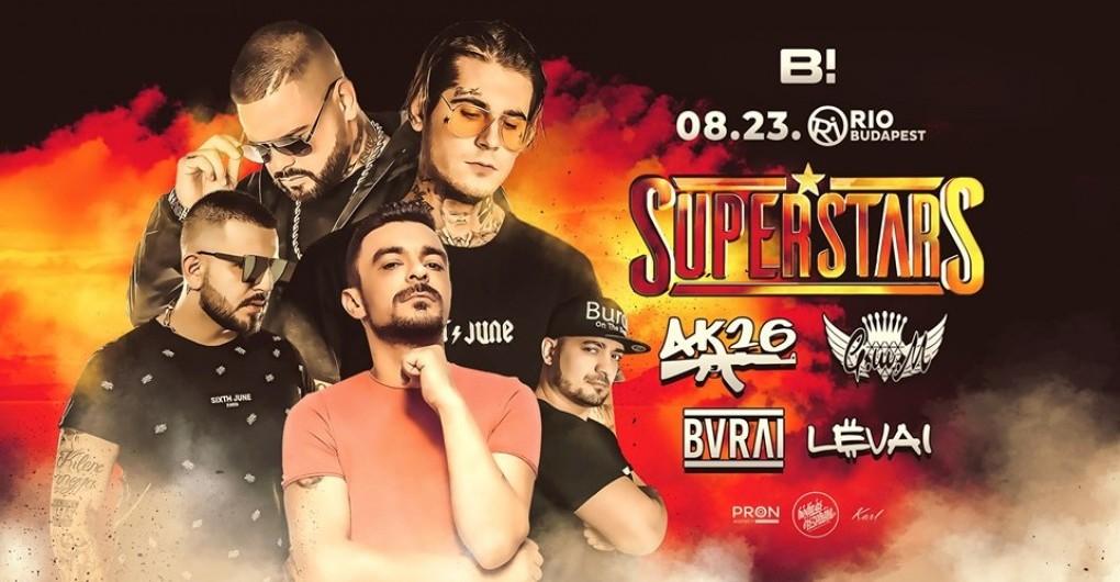 SuperStars ★ Budapest, RIO ★ #0823