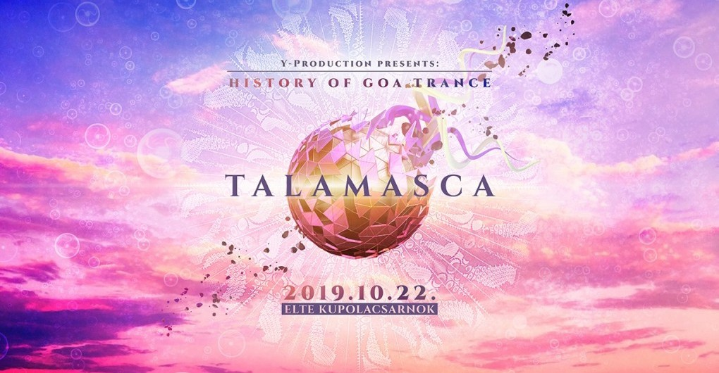 Talamasca / History of Goa Trance /