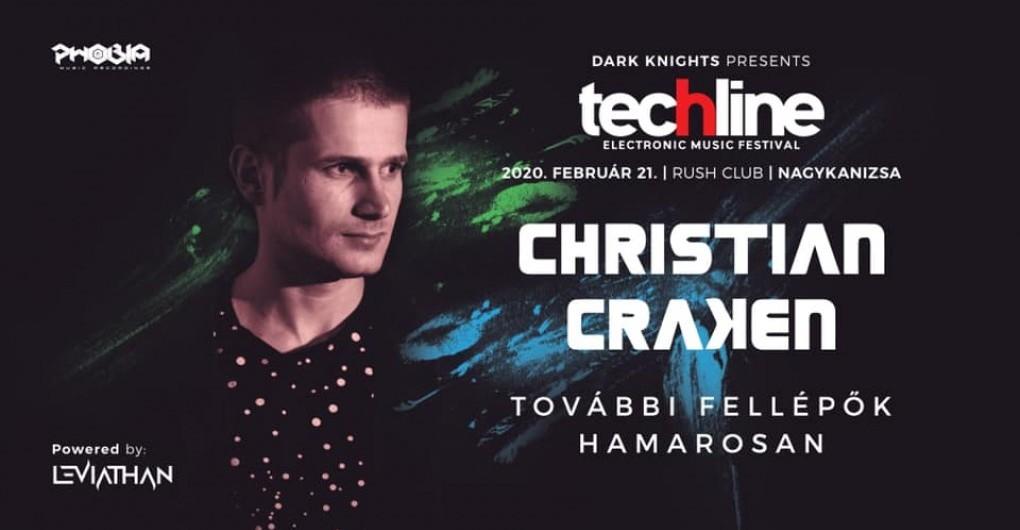 Techline present x Christian Craken