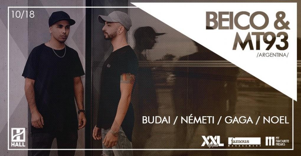 XXL> Beico & MT93 / Budai / Gaga / Németi / Noel